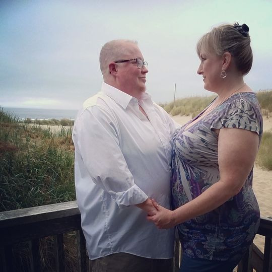 Waldport Oregon wedding