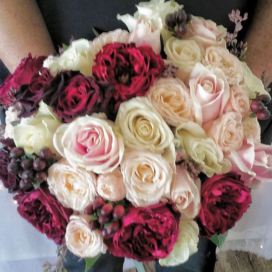 Roses, roses and more roses !