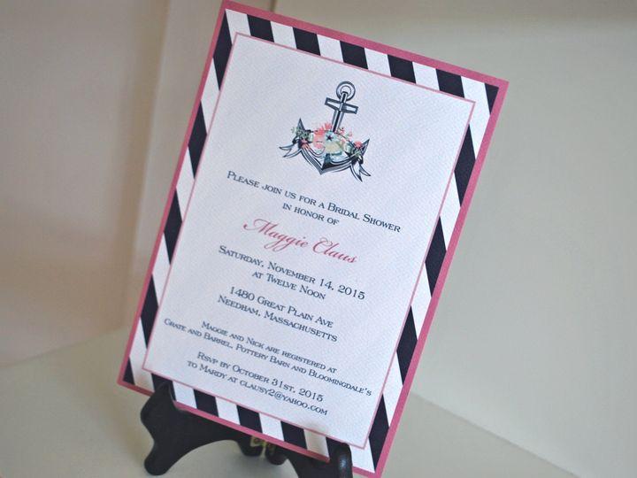 Tmx 1476201623200 Dsc0311 Mashpee wedding invitation