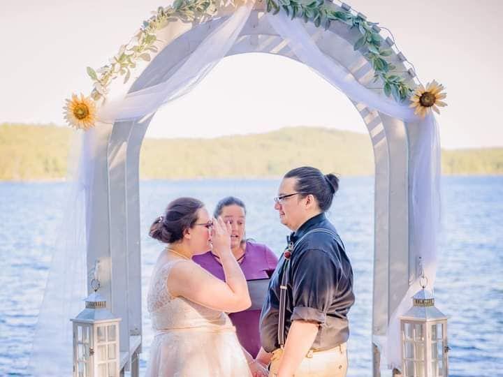 Tmx 120926429 10223113779693526 264172863431313831 N 51 1037047 160955259016024 Waterboro, ME wedding officiant