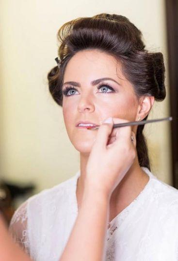 Makeup by Stacy Suarez