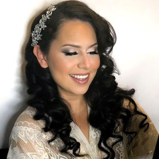 Timeless bridal style