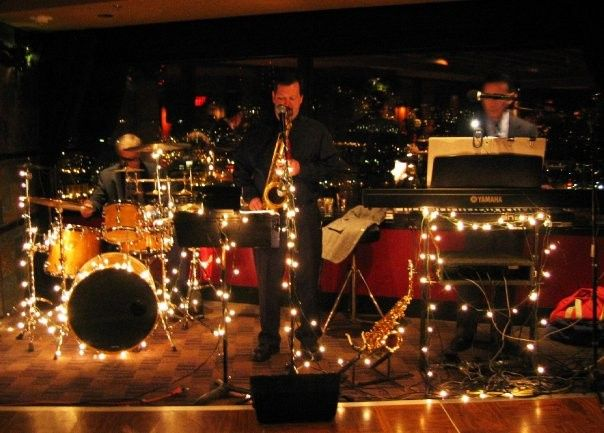 Tmx 1423638653335 Upfront Christmas Party Portland City Grill Ridgefield wedding band