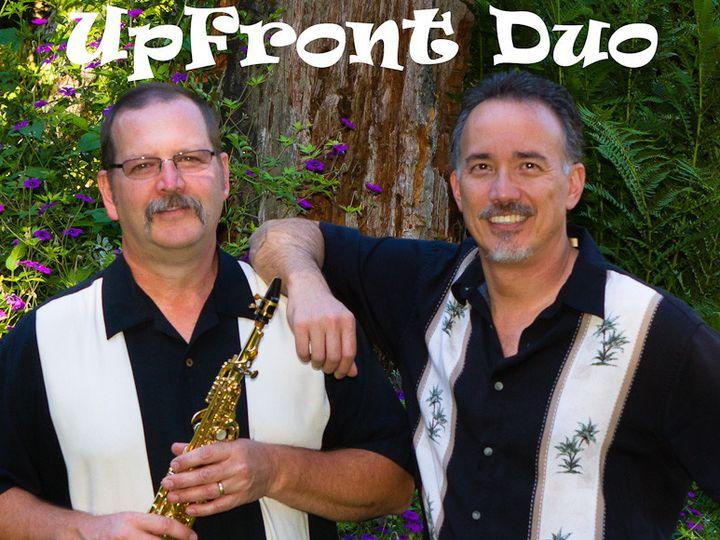 Tmx 1423638656349 Upfront Duo Headshot 2 Ridgefield wedding band