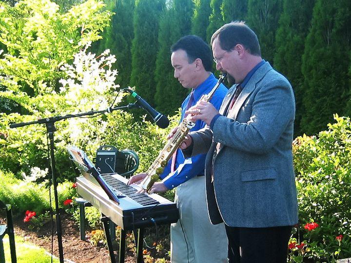 Tmx 1423638843363 Upfront Duo 06 Ridgefield wedding band