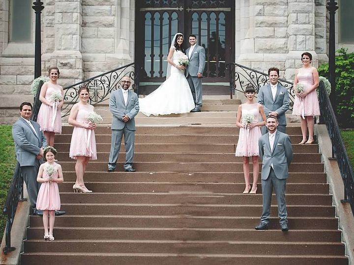 Tmx 1441254688393 Thielenwedding2 Davenport, IA wedding planner