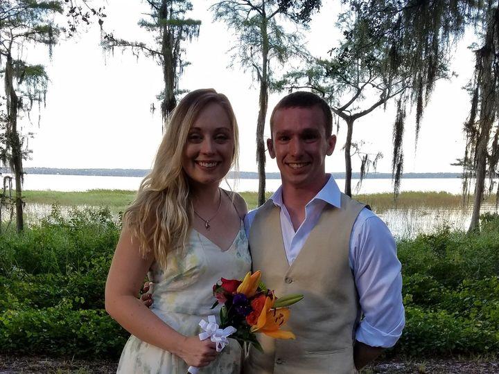 Tmx 1480457174830 Kristin And Bradley Wesley Chapel, Florida wedding officiant