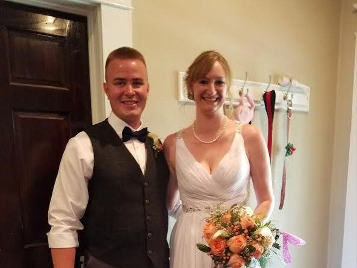 Tmx 1480457371072 Lindsey And Elijah Wesley Chapel, Florida wedding officiant