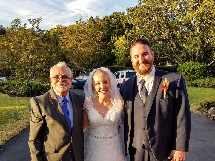 Tmx 1480457535847 Michelle And Damianedited Wesley Chapel, Florida wedding officiant