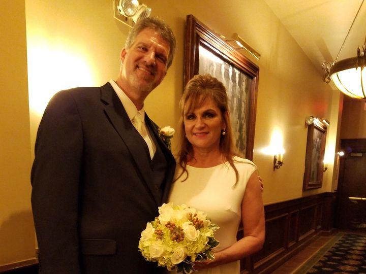 Tmx 1480457691337 Rebecca And Michael Rimaldi Wesley Chapel, Florida wedding officiant