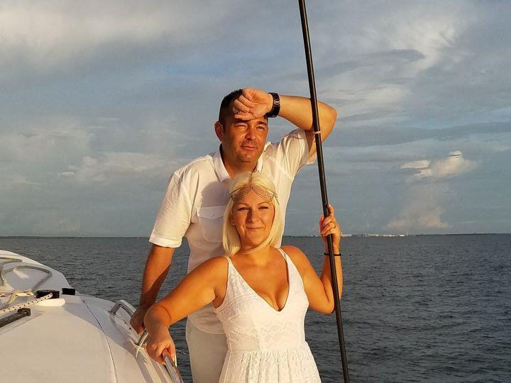 Tmx 1480457865859 Tamas And Christina Wesley Chapel, Florida wedding officiant