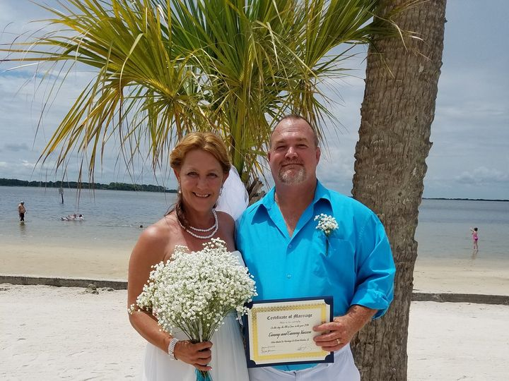 Tmx 1480457891637 Tammy  Timmy Wesley Chapel, Florida wedding officiant