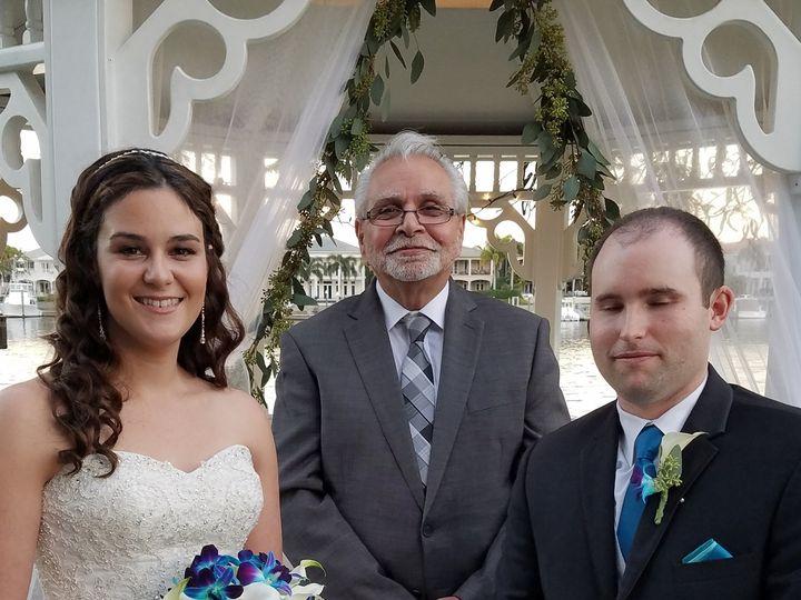 Tmx 1484605342580 Kelly And Matthew Wesley Chapel, Florida wedding officiant