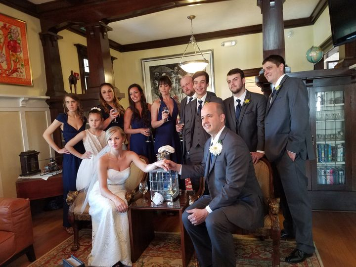 Tmx 1490543346533 Dedric Wesley Chapel, Florida wedding officiant