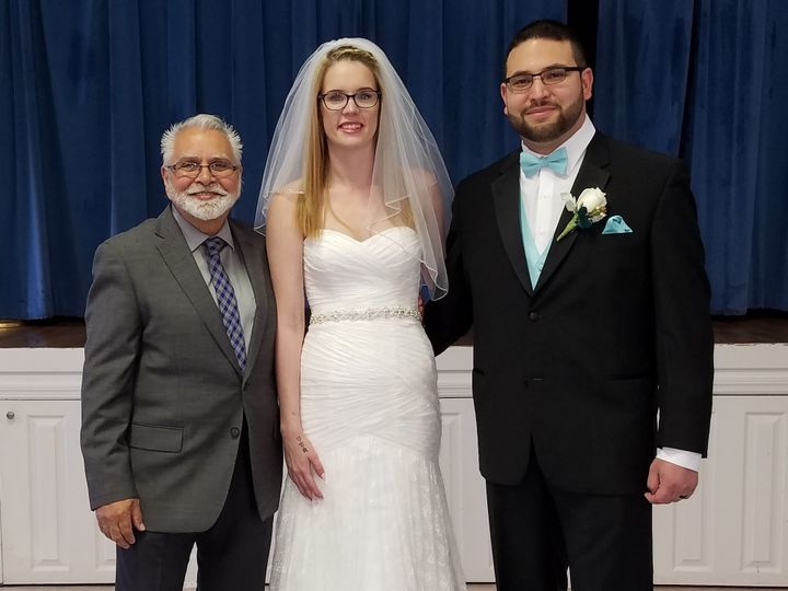 Tmx 1490543413248 Amber And Christian Wesley Chapel, Florida wedding officiant