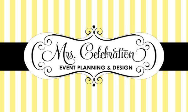 Mrs. Celebration, Event Planning & Design