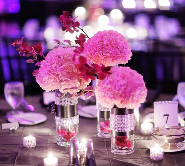 wedding centerpiece table arrangement ideas pomand