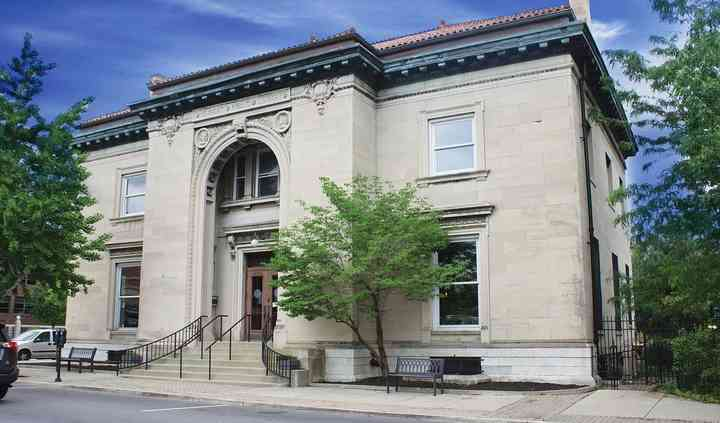 Carnegie Hall Newport