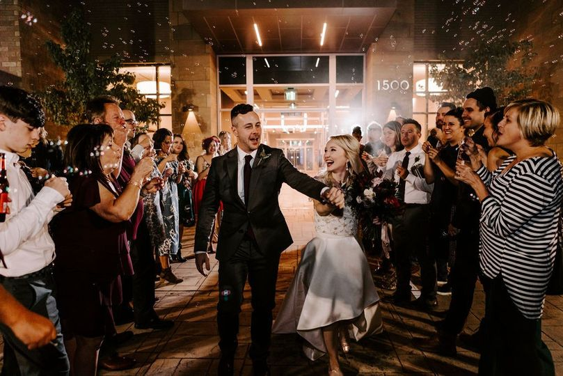 DeJaynes Wedding | 10.3.19