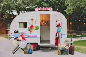 Little Camper Photo Booth