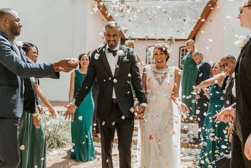 South Africa Dream Wedding
