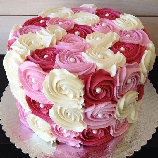 Wedding Cakes Orange County: Hapa Cupcakes & Cakes