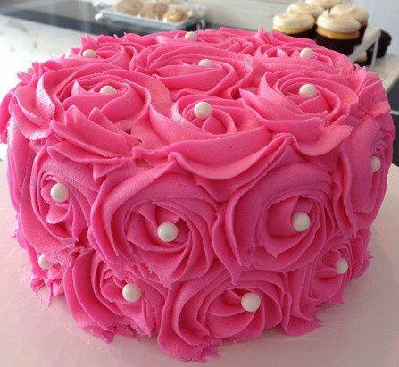 Tmx 1415077218531 Pinkrose Fullerton wedding cake