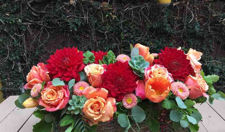 Flourished Flowers