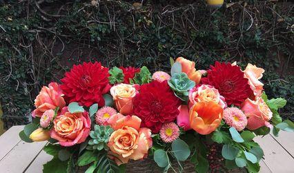 Flourished Flowers 1