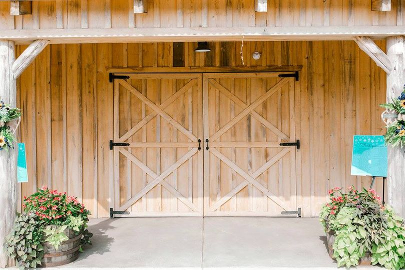 Barn Front Doors