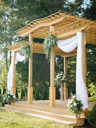 Barn Outdoor Gazebo