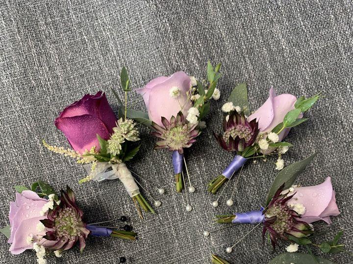 Tmx Ambercornacchiagroomsmen 51 102147 160337232851256 Naples, FL wedding florist