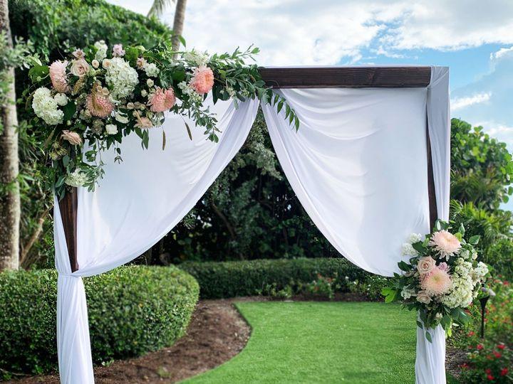 Tmx Buttonowweddingarch2 51 102147 1570809435 Naples, FL wedding florist