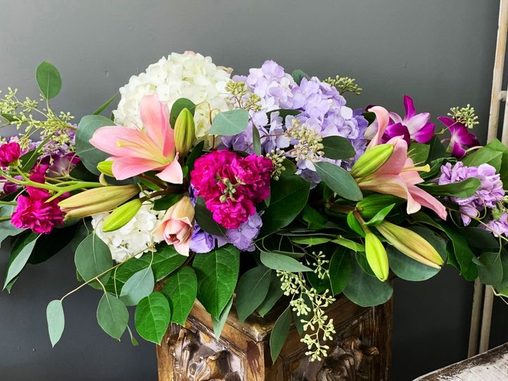 Tmx Delluomoweddingcenterpieces 51 102147 157445436136427 Naples, FL wedding florist