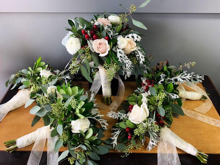 Tmx Dustyrosebridalpartyflowers 51 102147 157755624420147 Naples, FL wedding florist