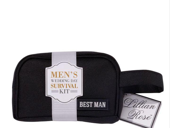 Tmx Best Man Wedding Day Survival Kit 51 782147 Lynn, MA wedding favor