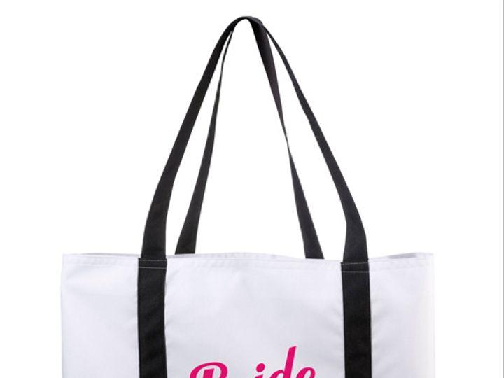 Tmx Bride Tote Bag 51 782147 Lynn, MA wedding favor