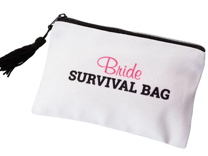 Tmx Bride Wedding Day Survival Bag 51 782147 Lynn, MA wedding favor