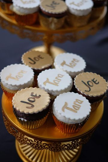 Cupcaked desserts