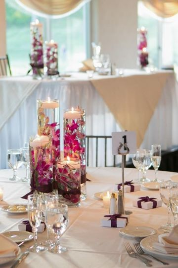 Table ambiance
