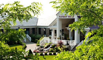The Clubhouse at Patriot Hills - Inn Credible Caterers