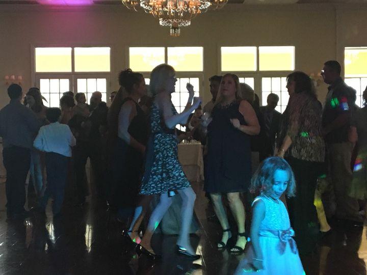 Keeping them dancing!