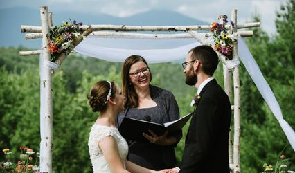 Officiant Carmen George