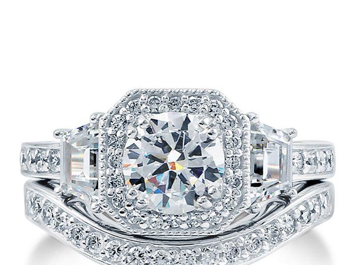 Tmx 1452615921686 Vr080 01 2 Whitestone wedding jewelry