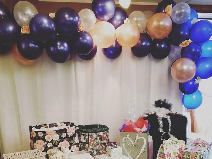 Tmx Navy And Pink Gift Table Bridal Shower Bash Backdrops June 2019 51 1944147 158254962713887 Troy, NY wedding eventproduction