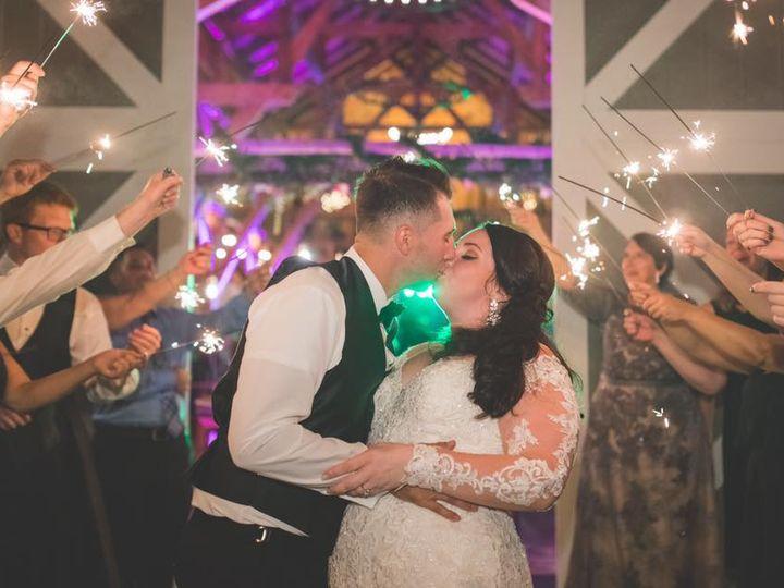 Tmx Uplighting In Background Barn 51 764147 160738340699467 Buffalo, NY wedding dj