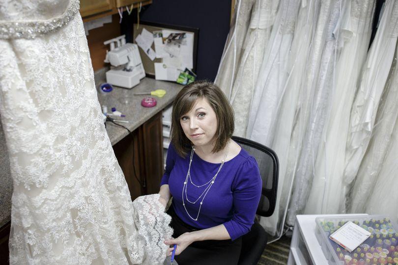 Camrin Edwards - Seamstress and Wedding Coordinator