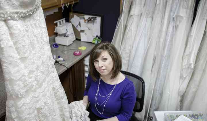 Camrin Edwards - Seamstress and Wedding Coordinator