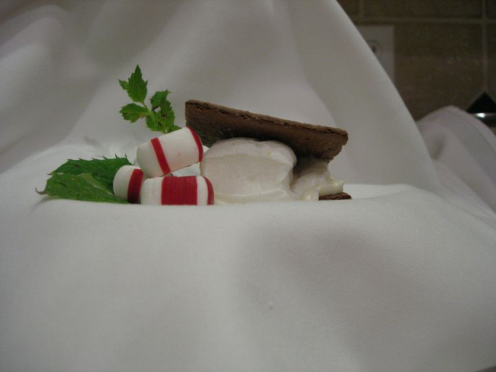 Pike's Peak Peppermint Peppermint Flavored Marshmallow with White Chocolate Bar and Chocolate Graham...