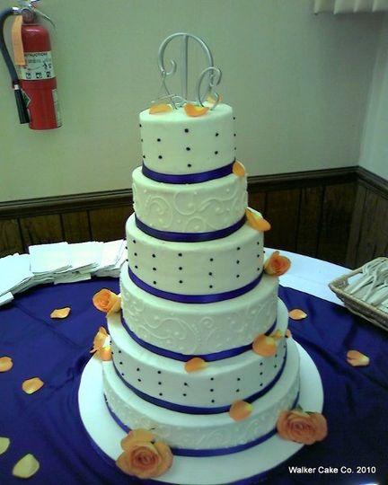 Traditional Buttercream Cake
